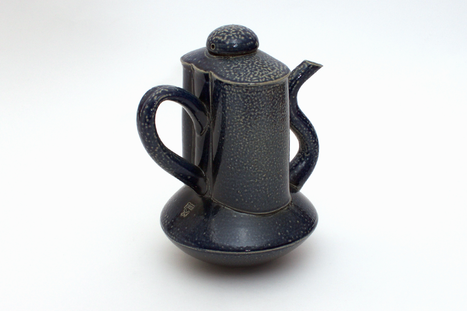 Peter Meanley Ceramic Tea Pot 027