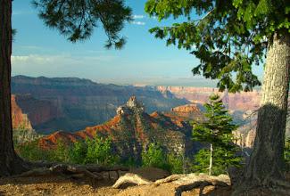 Photo: Vista Encantada, Grand Canyon