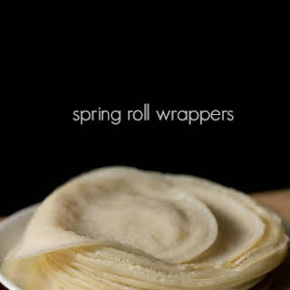 Spring Roll Wrappers Recipe - How To Make Spring Roll Wrappers.