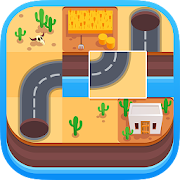Little Road Hero MOD APK 1.0.1 (Unlimited Money)