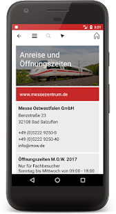 Messe Bad Salzuflen – Miniaturansicht des Screenshots