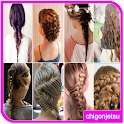 Braid Hairstyles for Girls icon