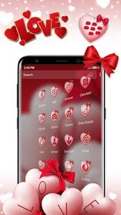 Valentine Love Launcher Theme 1.0.1 Mod + APK + Data UPDATED 3