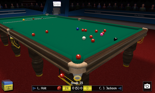 Pro Snooker 2019 8