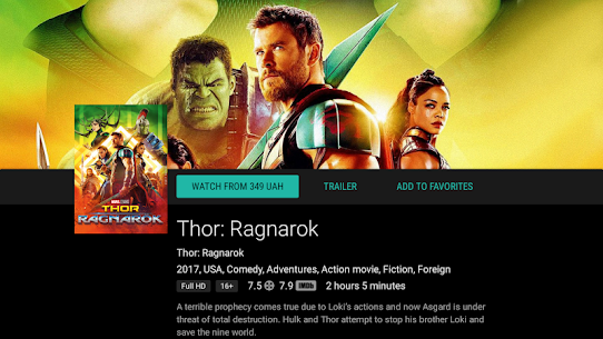 MEGOGO for Android TV MOD APK (Ad Free) 3