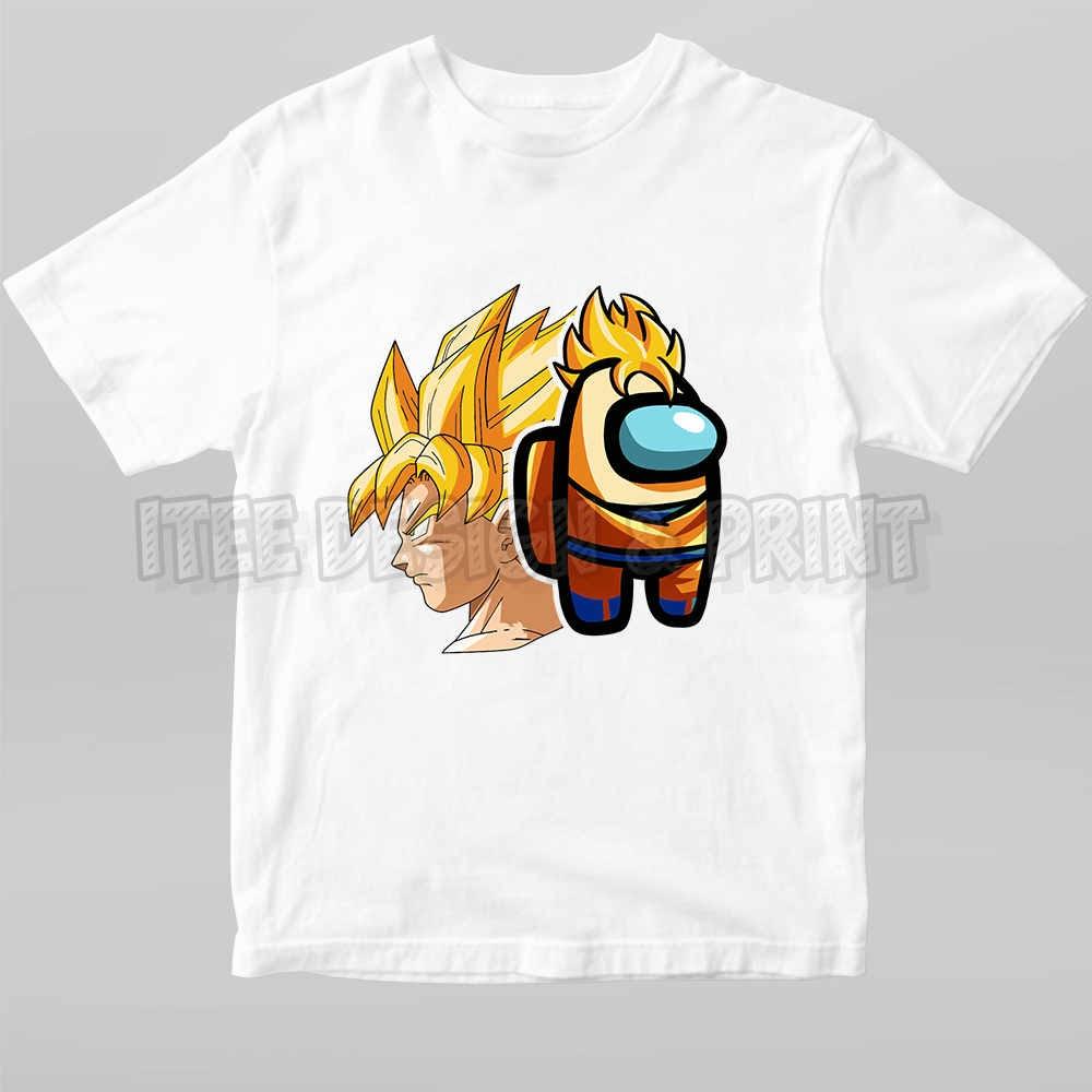 Son Goku Dragon Ball Among Us Impostor 16