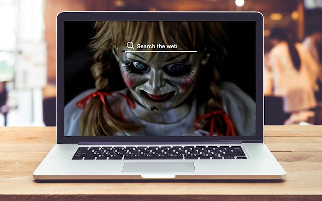 Annabelle Comes Home HD Wallpaper Movie Theme