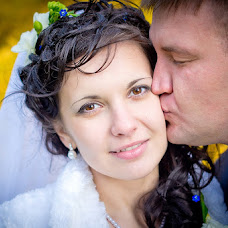 Wedding photographer Sergey Golev (GolevSerg). Photo of 04.02.2013