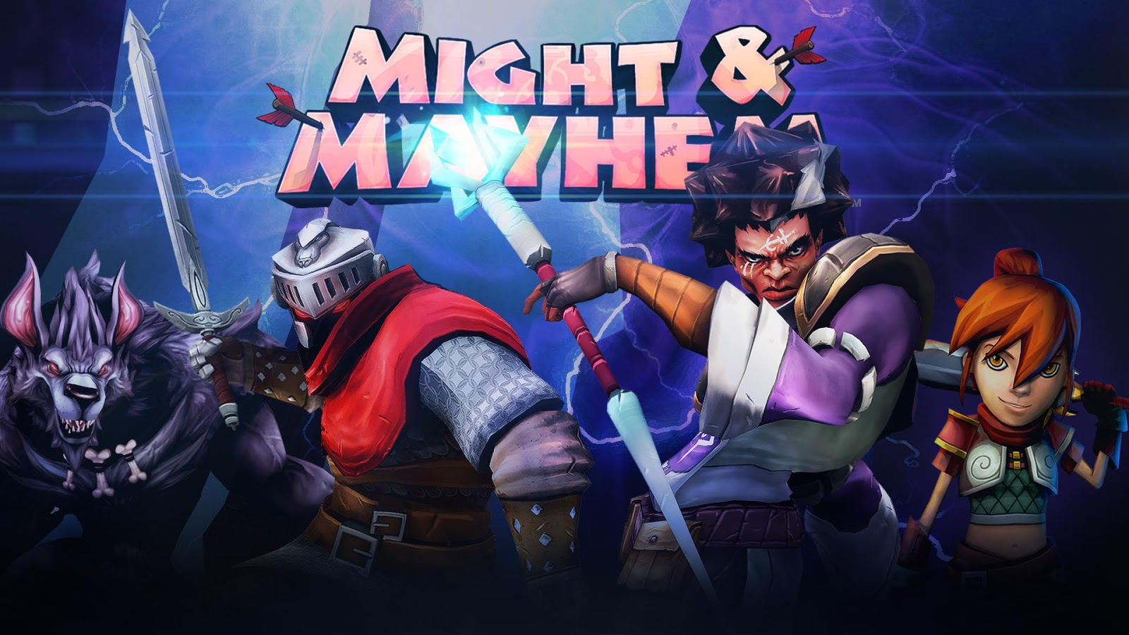 Might and Mayhem: Battle Arena- screenshot
