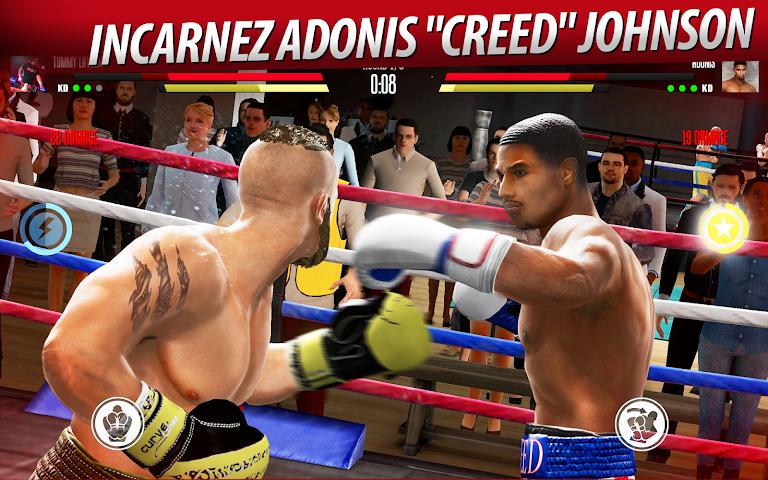 android Real Boxing 2 CREED Screenshot 7