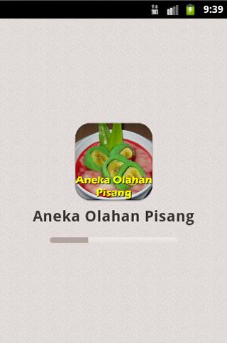 Aneka Olahan Pisang
