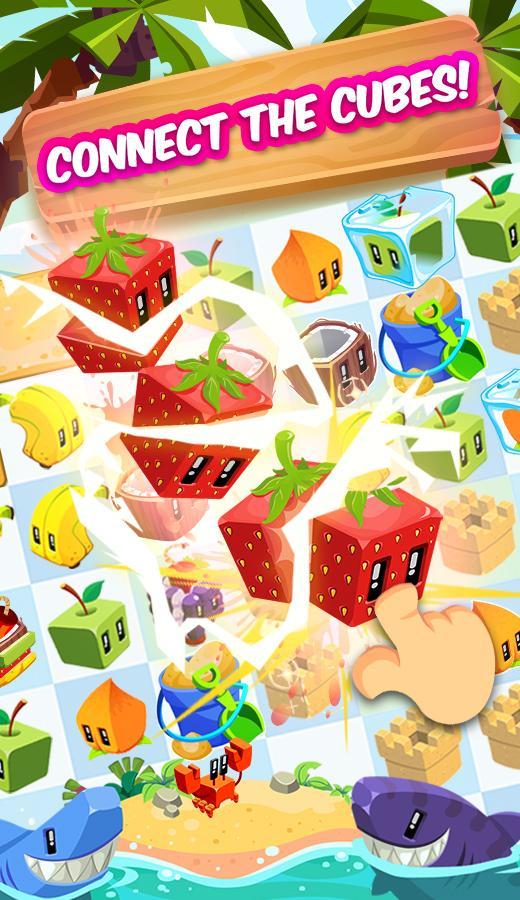 Juice Cubes screenshot #1