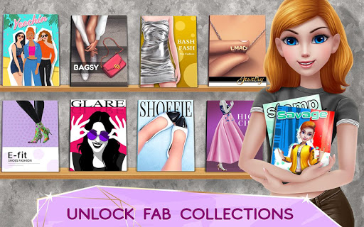 Super Stylist - Dress Up & Style Fashion Guru 1.6.01 Screenshots 6