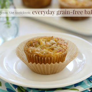 Morning Glory Muffins from Everyday Grain Free Baking