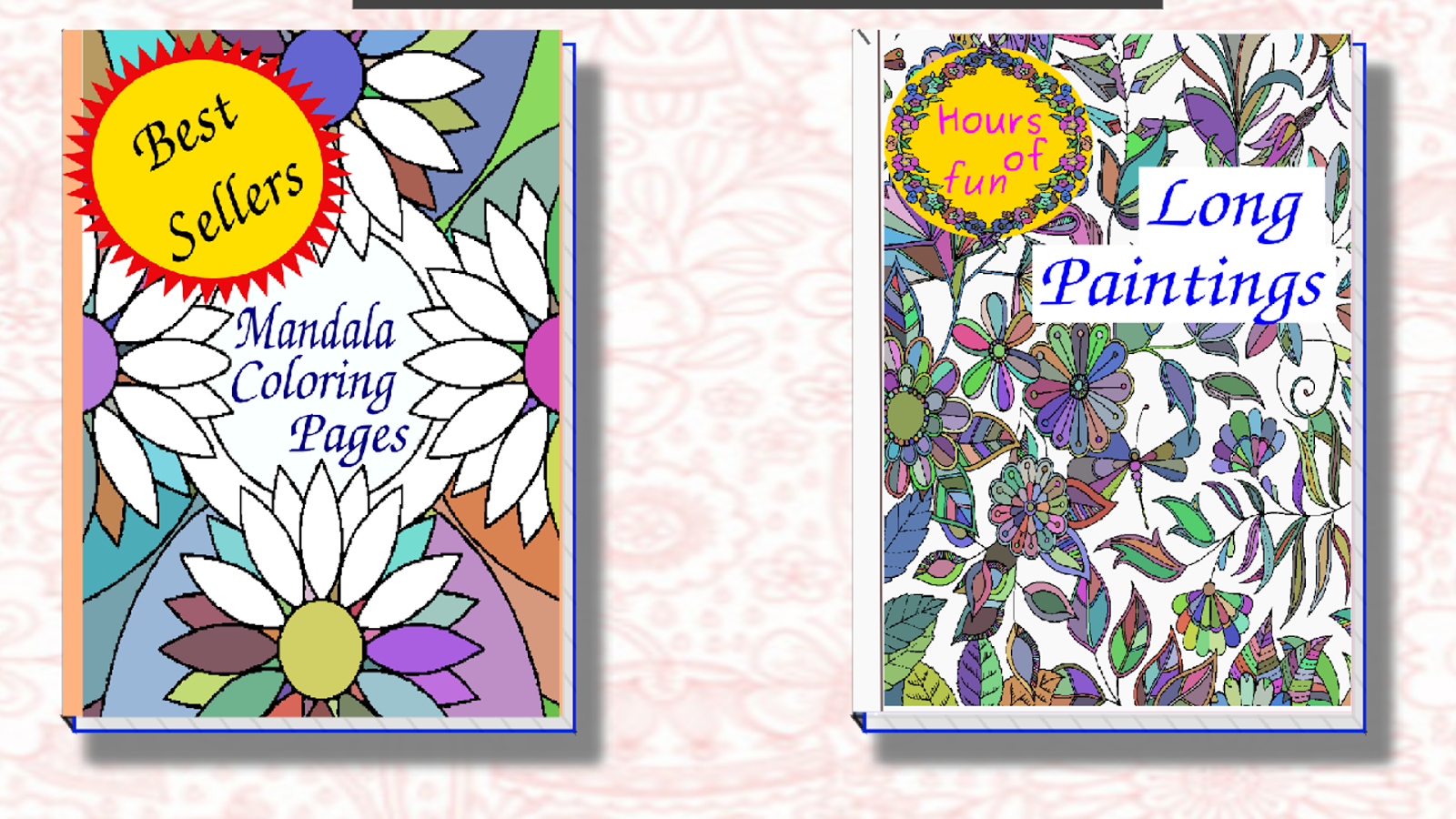 best adult coloring pages lite screenshot - Best Adult Coloring Books
