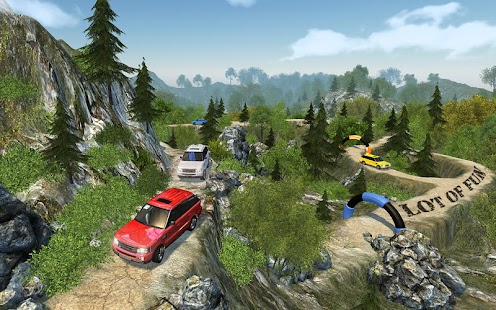 Offroad Hilux Jeep Hill Climb Truck:Mountain Drive- screenshot thumbnail