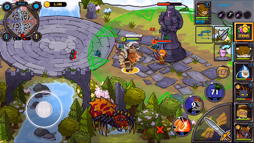 Mini Legends screenshots 13