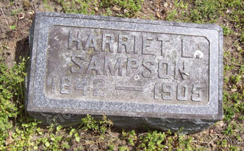 Photo: Sampson, Harriet L.