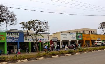 Photo: Musanze (Ruhengeri) - Ave du 5 Juillet