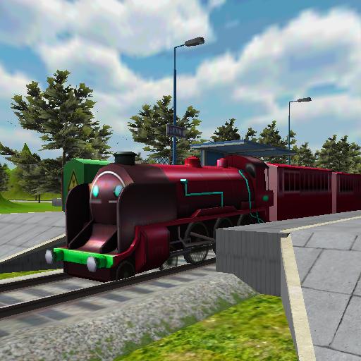 Train Simulator Adventure 2017 模擬 App LOGO-硬是要APP