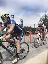 Photo: There's always a race going on at the Sea Otter Classic.