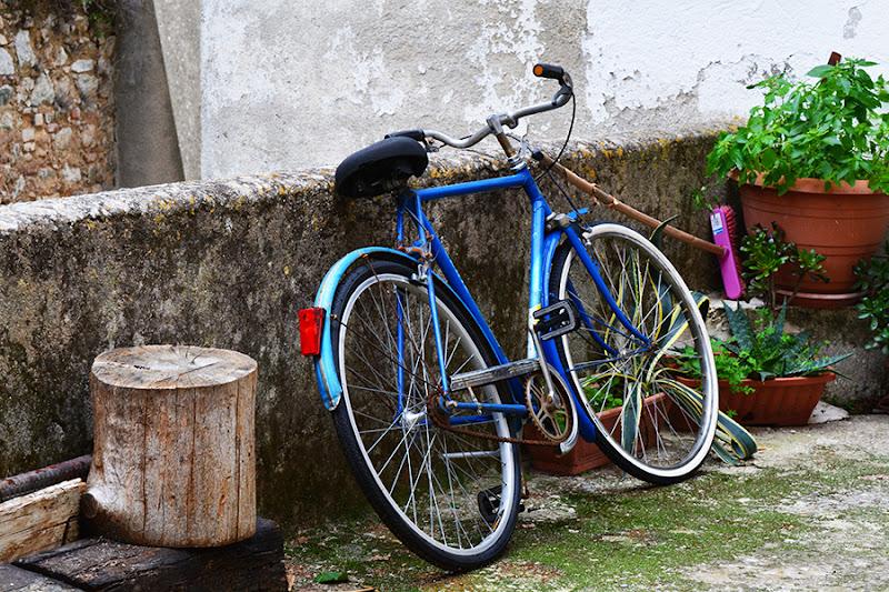 Bicicletta di aerre