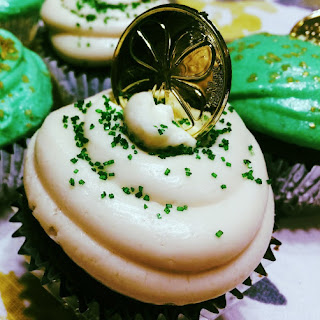 Luck of the Irish Cupcakes Recipe