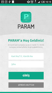 Param- screenshot thumbnail