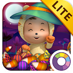 Halloween Sticker Book Lite Icon