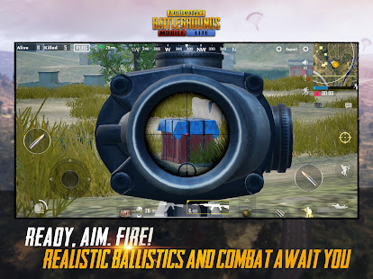 Game PUBG MOBILE LITE APK for Windows Phone