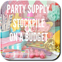 Party Supplies icon