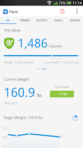 Pedometer & Weight Loss Coach vp2.5.10