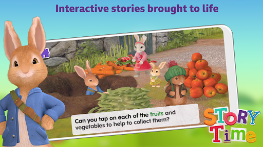 BBC CBeebies Storytime – Bedtime stories for kids apklade screenshots 1