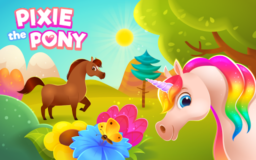 Pixie the Pony - My Virtual Pet apkpoly screenshots 12