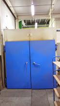 Photo: 1 étuve de polymérisation ab decometal