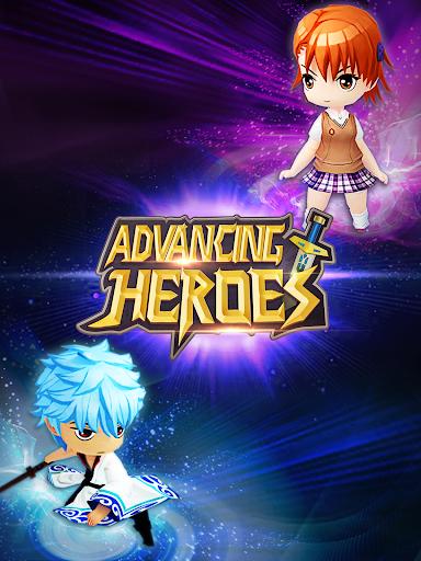 Advancing Heroes