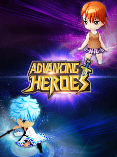 Advancing Heroes mod apk