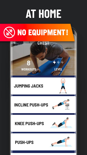 Home Workout - No Equipment 1.0.46 screenshots 6