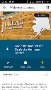 SightseeIt - Alaska GPS Audio Tours & Sights - náhled