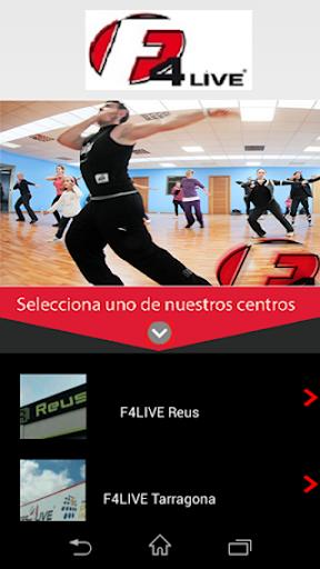 Fitness4live
