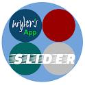 SLIDER (Vorrats-, Rezeptverwaltung, Einkaufsliste) icon