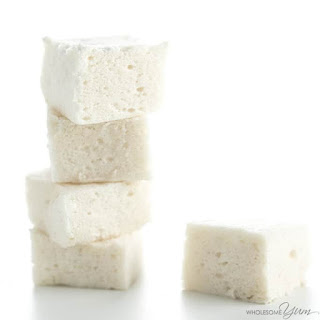 Sugar-Free Marshmallows Recipe Without Corn Syrup.