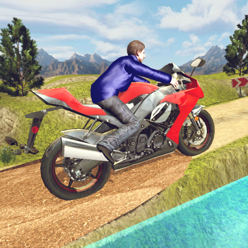 Moto Hill Racing 3D