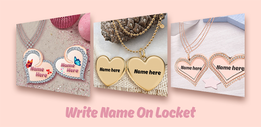 Write Name On Locket - Apps on Google Play