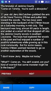 Scary Stories screenshot 0