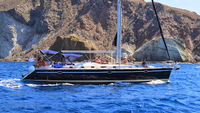 Photo: Another catamaran