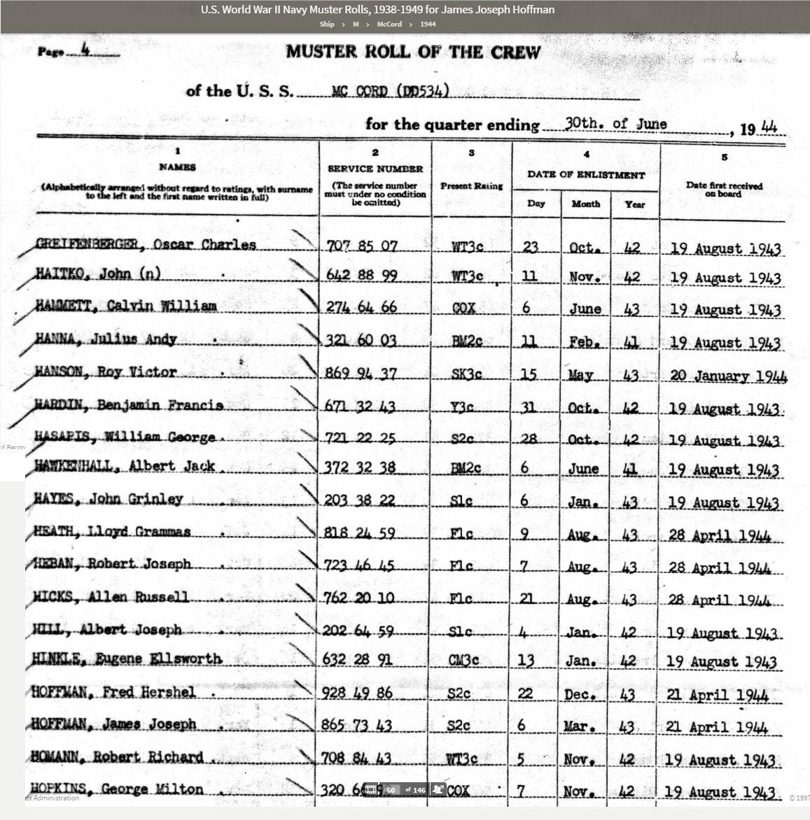JJ Hoffman Muster Roll JUN 1944.jpg