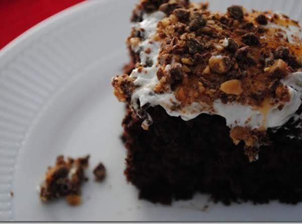 Decadent Chocolate Caramel Cake Recipe