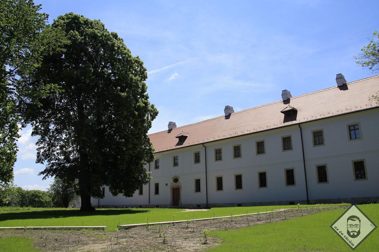KÉP / Foresteria felújított épülete