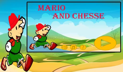 Mario And Chesse